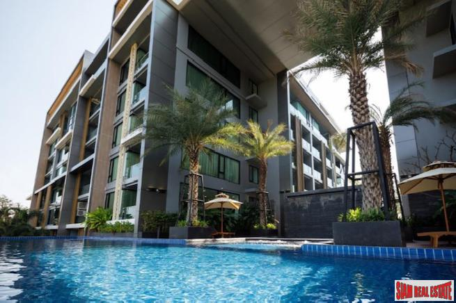 Two Bedroom Plus Condo in a New Modern Development, Suthep-Chiang Mai