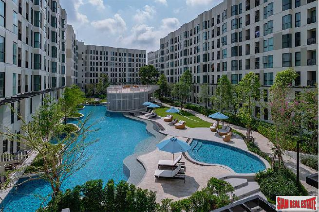 Ready to Move in Low-Rise 2 Bed Condos with Resort Facilities close to BTS Bearing at Sukhumvit 72 - Up to 27% Discount!