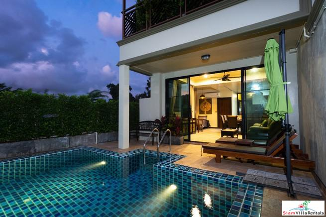 Nai Harn Highview Villa | Brand New 2/3 Bed 2 Living areas Pool Villa close to Nai Harn Beach