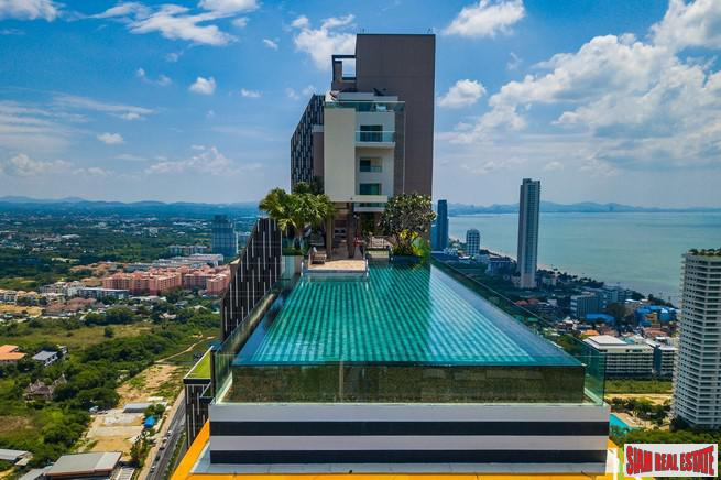 Stunning new development with Seaview - Jomtien