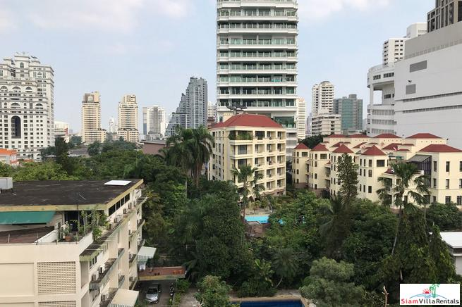 Newly Renovated Three Bedroom Condos Seconds to Major Shopping Centers in Phrom Phong
