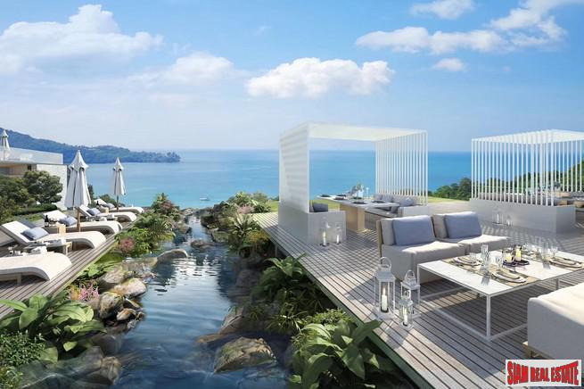 Sea View Condominium Development only 180 Meters from Kamala Beach