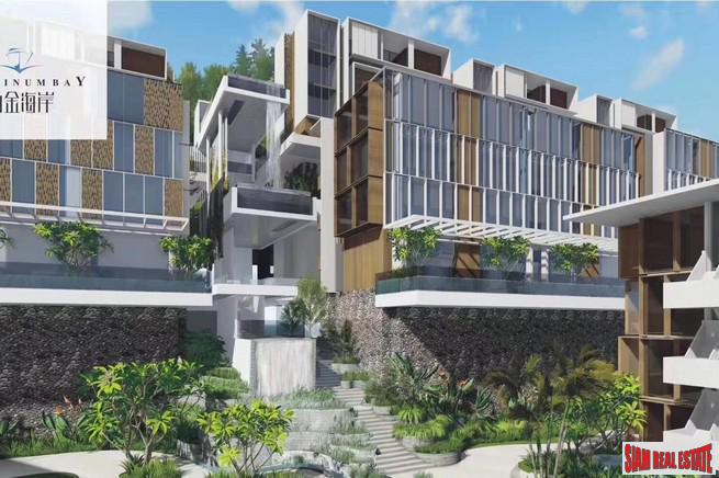 Sea View Condominium Development only 7