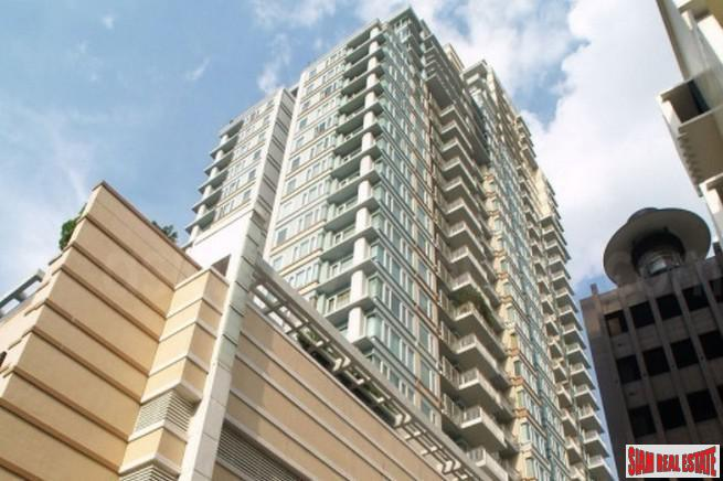 Large Two Bedroom with City Views and Convenient Location in Phrom Phong