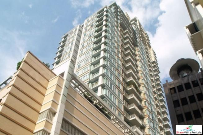Two Bedroom Furnished Condo for Rent in Conveniently Located Phrom Phong
