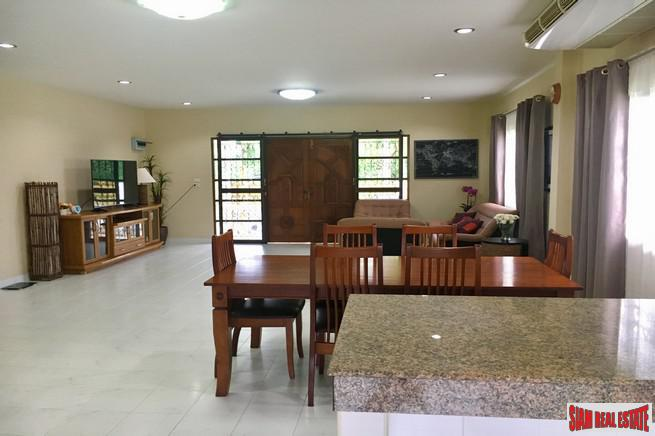 Contemporary Four Bedroom Furnished House 15