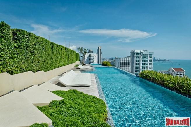 Contemporary Two Bedroom with Unparalleled  Sea Views in North Pattaya