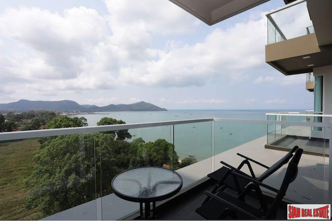 Modern One Bedroom with Sensational Sea Views in South Pattaya
