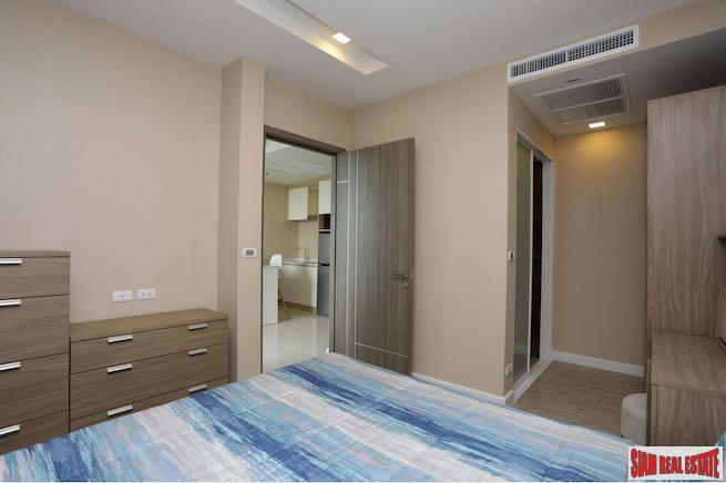 Modern One Bedroom with Sensational 3