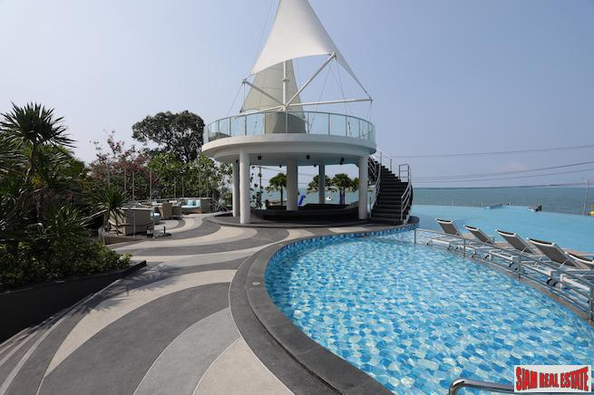Sea Views from this Elegantly Furnished One Bedroom in South Pattaya