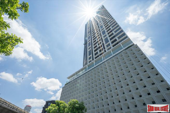 Luxurious New Two Bedroom Condos for Sale in Popular Thong Lo