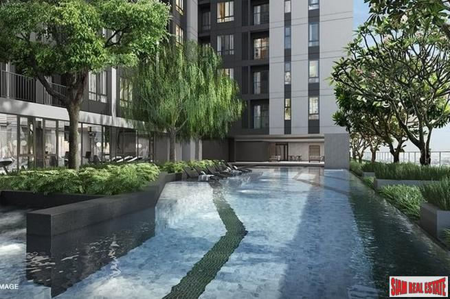 New and Stylish One Bedroom Condos in the Nonthaburi Section of Bangkok