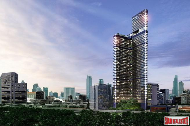Prestigious Two Bedroom Condos in New 56 Storey Development Close to MRT Sam Yan