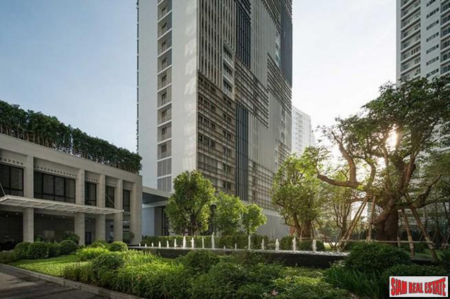 Two Bedroom Condos in Luxurious Modern New Development near BTS Phrom Phong
