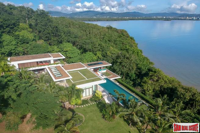 Spectacular Sea Views and Luxury Estate in Ao Makham