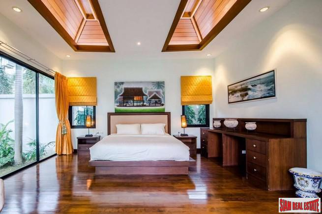 Luxurious Thai-Balinese Style Five Bedroom 10