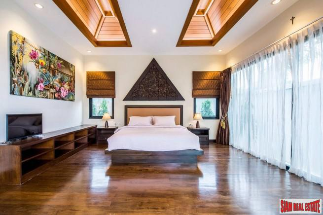 Luxurious Thai-Balinese Style Five Bedroom 11