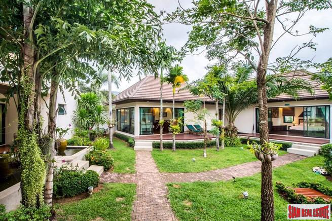 Luxurious Thai-Balinese Style Five Bedroom 13