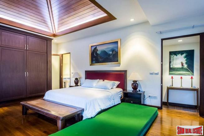 Luxurious Thai-Balinese Style Five Bedroom 3