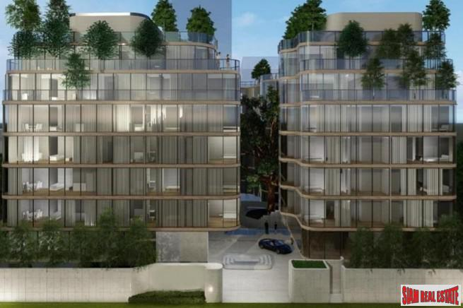 Contemporary Two Bedroom Condos in New Low Rise Development - 5% Rental Guarantee for 3 Years