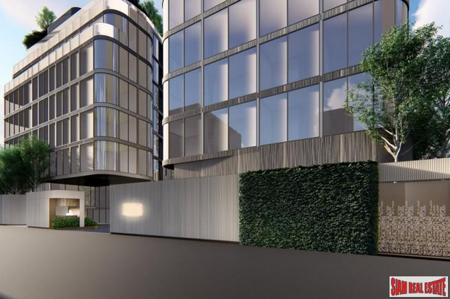 Contemporary Two Bedroom Condos in 3