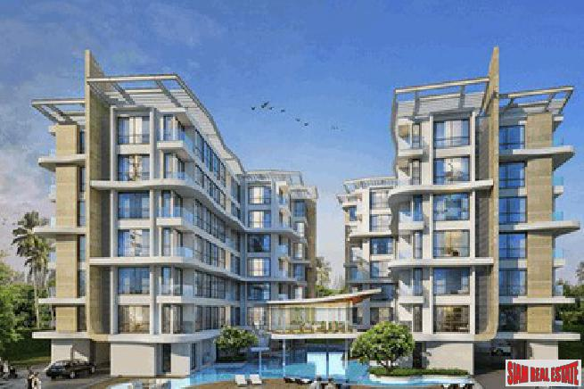 Condo near to beach with guarantee rental yield 9% for 3 years -Bangsaray