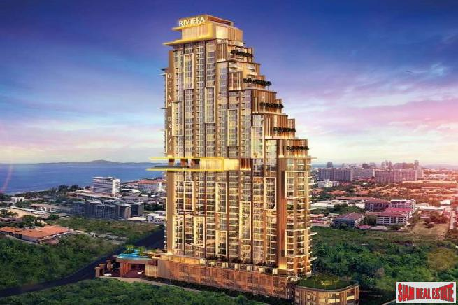 Brand new project from successful local developer - Jomtien
