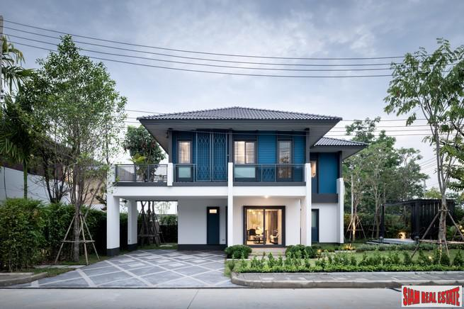 New Resort Style Four Bedroom Single Homes in Muang, Chiang Mai
