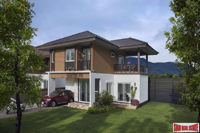 Resort Style New Development with Four Bedroom Houses in Muang, Chiang Mai