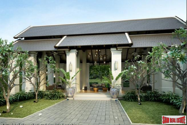 Elegant and Spacious Two Storey, Three Bedroom Homes in Sansai, Chiang Mai