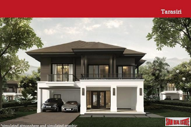 New Spacious Two Storey, Three 16