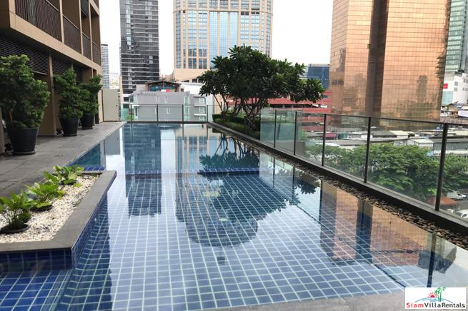 Noble Refine | Sunny Comfortable One Bedroom Condo for Rent in Phrom Phong