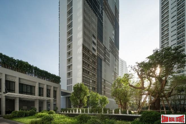 Two Bedroom Condo close to BTS Phrom Phong, Emporium and Benjasiri Park