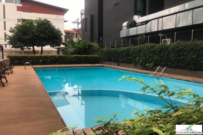 SPACIOUS 3 BEDROOM / 3 BATH | APARTMENTS IN CONVENIENT AREA BETWEEN ASOKE & NANA BTS