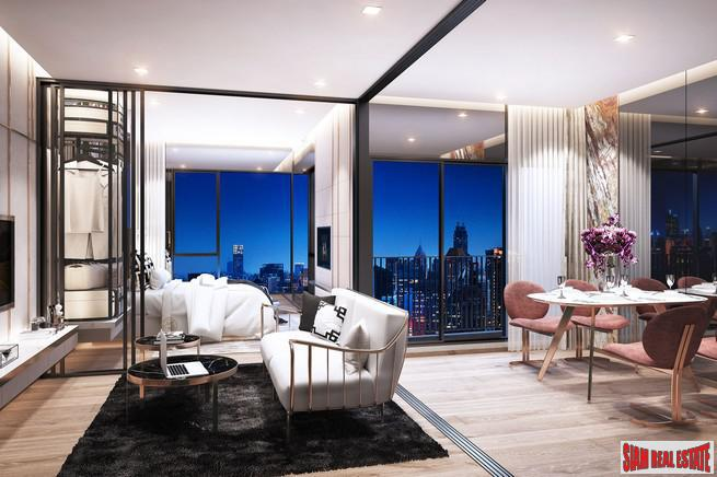 Exceptional New Condo Project with 10