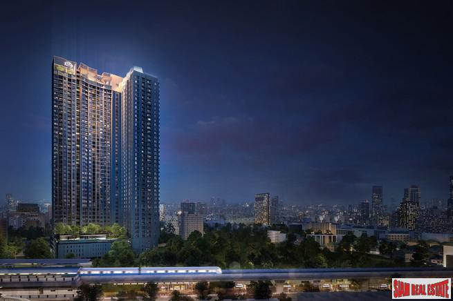 Exceptional New Condo Project with 3