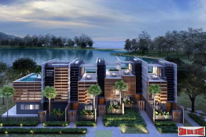 Exclusive Private Pool Villas in a New Resort Development, Laguna, Phuket