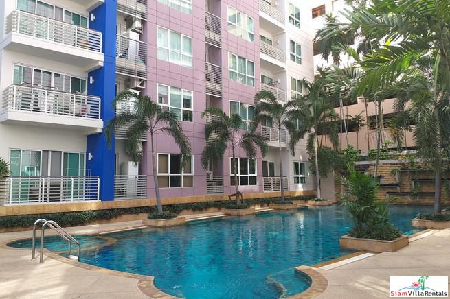 Large Three Bedroom Corner Condo with Extra Storage and Cabinets for Rent  in Ekkamai