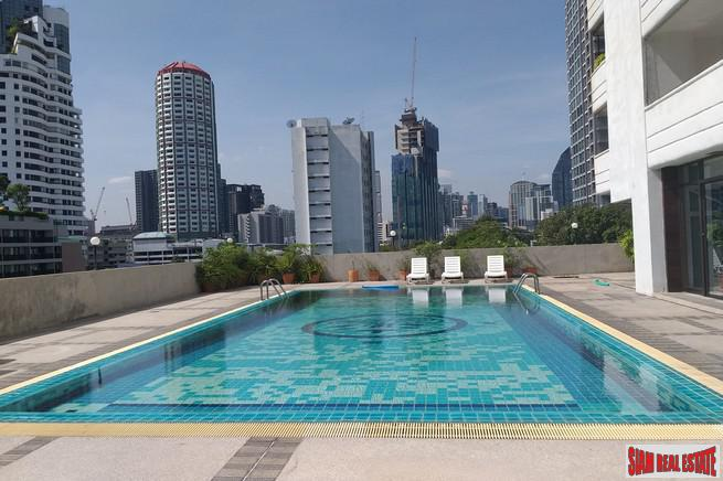 Extra Large Family Condo with Great Facilities in Ekkamai