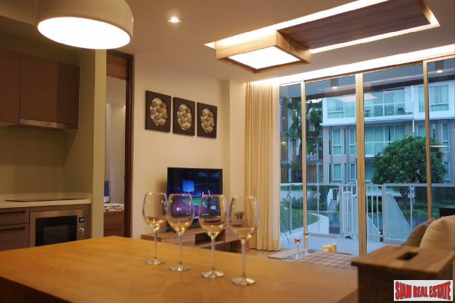 Fully Furnished Modern Two Bedroom 10