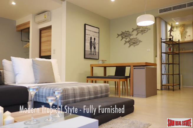 Fully Furnished Modern Two Bedroom 5