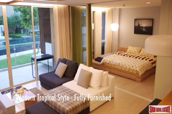 Fully Furnished Modern Two Bedroom 6