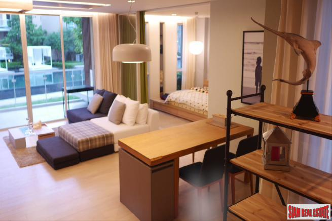Fully Furnished Modern Two Bedroom 7