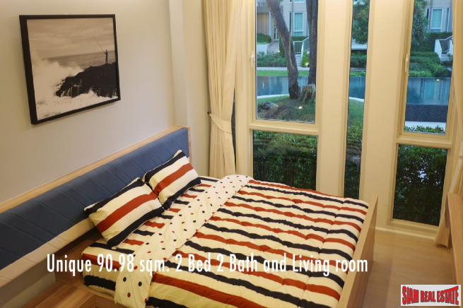 Fully Furnished Modern Two Bedroom 8