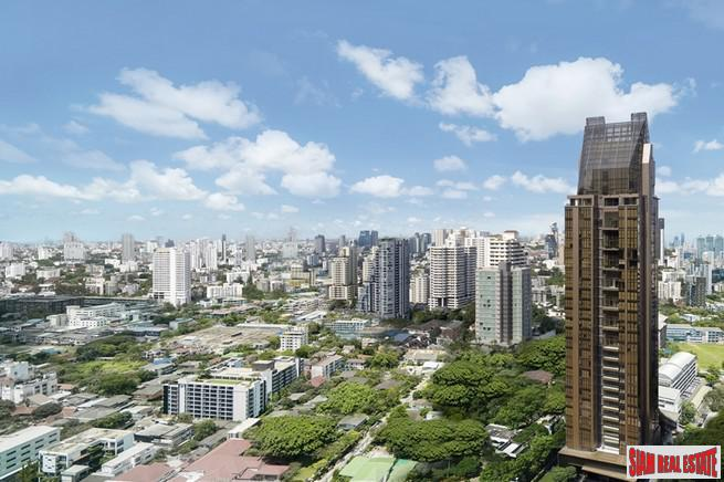 Exclusive Two Bedroom Condo Development in Prime Area of Sukhumvit Near BTS Phrom Phong