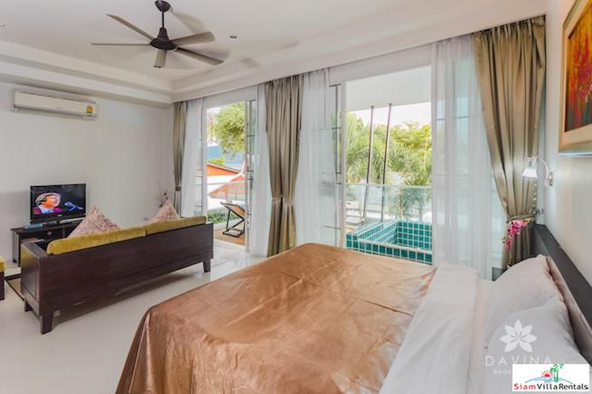 Tropical Furnished Studio with Sea 9