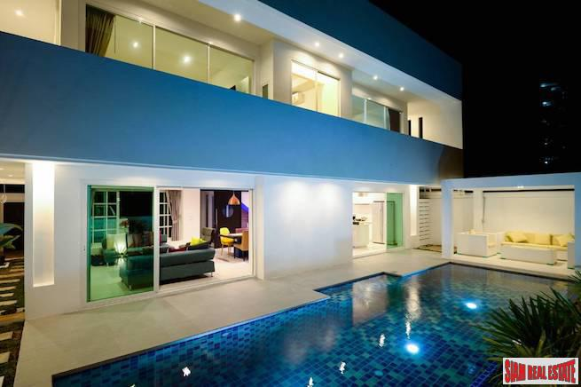 Bright Modern & New Two Storey Villa with Private Pool in Rawai