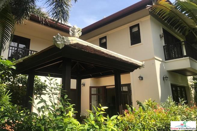 Extra Large Two Storey Two Bedroom House in a Tropical Atmosphere, Cherng Talay
