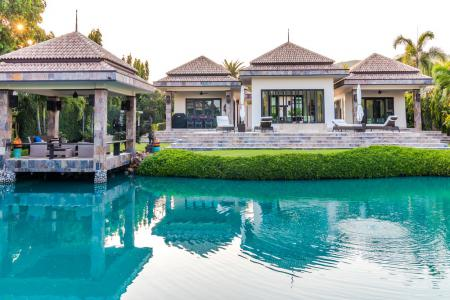 HANA VILLAGE 1: LUXURY BALI STYLE POOL VILLA