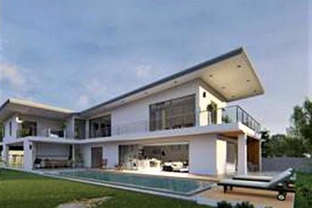 SEA VIEW MOUNTAIN VILLAS (KHAO TAO): Modern Style Pool Villa (OFF-PLAN)